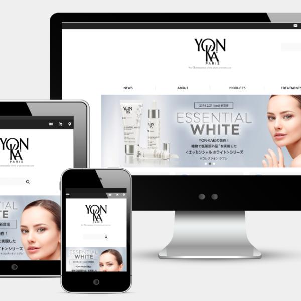 YON-KA Paris 公式サイト